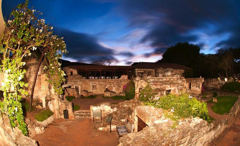 Santo Domingo in Antigua Guatemala