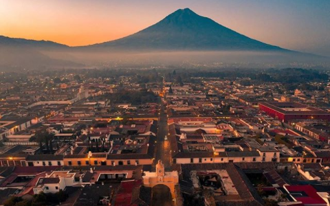 Guatemala is a nice country